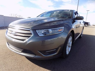2018 ford taurus sel in show low az ford taurus show. Black Bedroom Furniture Sets. Home Design Ideas