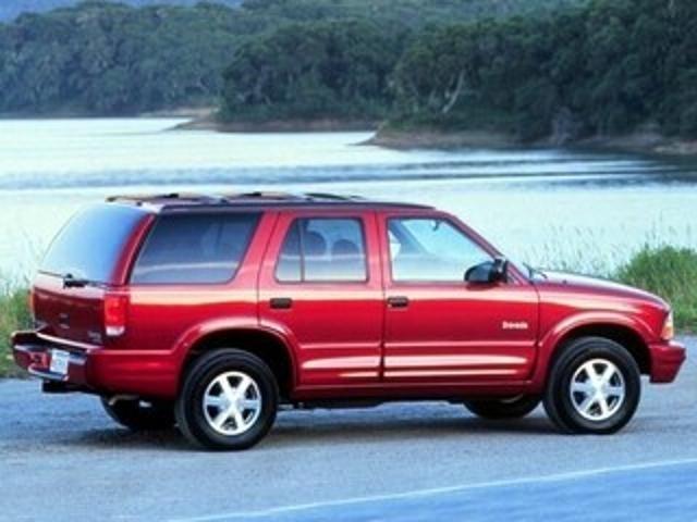 1999 Oldsmobile Bravada SLF99499